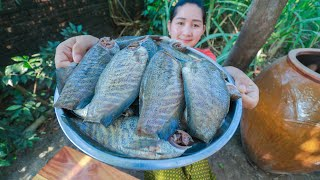 Fish Cooking Tamarind Sauce Recipe - Cooking With Sros