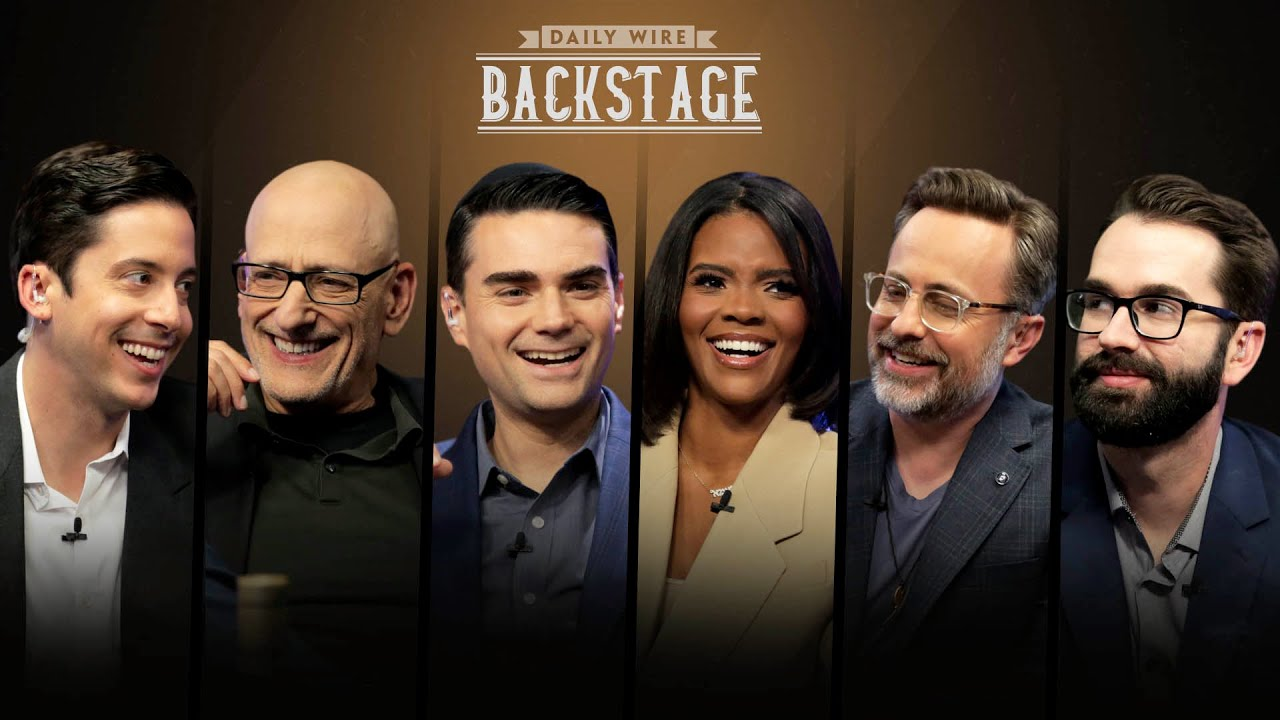 Daily Wire Backstage: The Commies Are At It Again