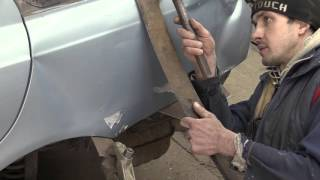видео Кузовной ремонт и покраска