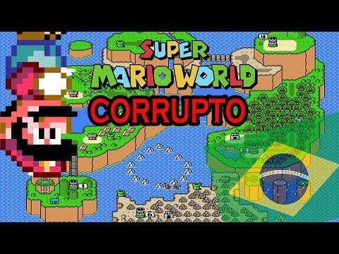 O Mario do Brasil - Super Mario World Corrompido