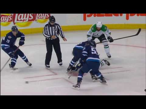 Dallas Stars vs Winnipeg Jets | NHL | 27-OCT-2016