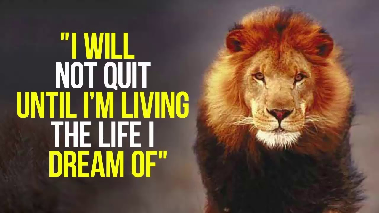 ONE OF THE BEST SPEECHES EVER – LIVE YOUR DREAMS | New Motivational Video Compilation ᴴᴰ