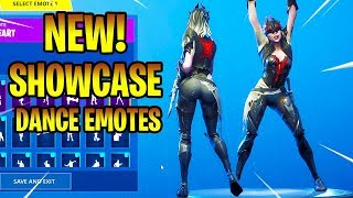 *NEW* ARACHNE SKIN SHOWCASE WITH DANCE EMOTES! Fortnite Battle Royale
