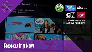 Top 5 Free Family Friendly Channels For Roku