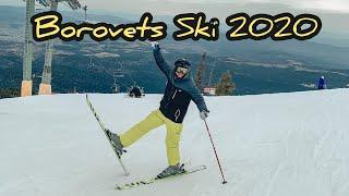 Горнолыжный курорт Боровец Болгария 2020 День 1 Borovets SKI