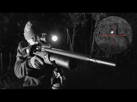 The Airgun Show – day and night vision rabbit hunting, PLUS FX barrel change tutorial…