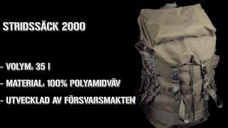 stridssck 2000