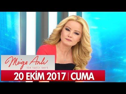 Müge Anlı ile Tatlı Sert 20 Ekim 2017 - Tek Parça