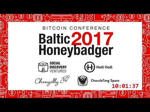 26/11/2017 BITCOIN : Giacomo Zucco, Adam Back, A. Antonopoulos, Peter Todd - Bitcoin developers