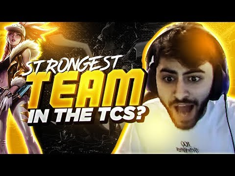 Yassuo | THE STRONGEST TEAM IN THE TCS?!? Ft. Trick2G, Sanchovies, Gosu, Swifte