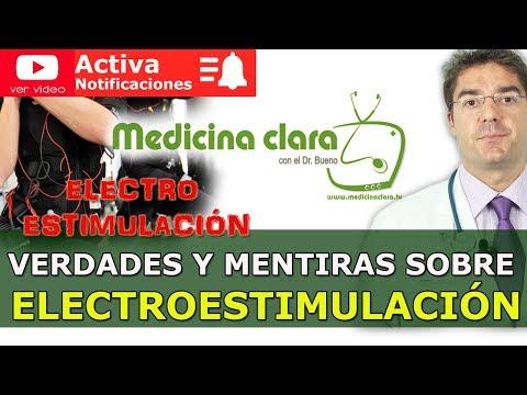 Electroestimulación muscular, análisis con rigor científico por el Dr. Bueno | Medicina Clara