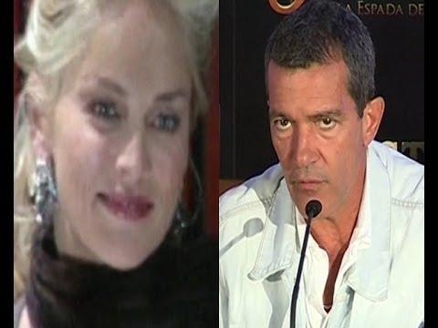 Antonio Banderas y Sharon Stone, ¿instinto básico?