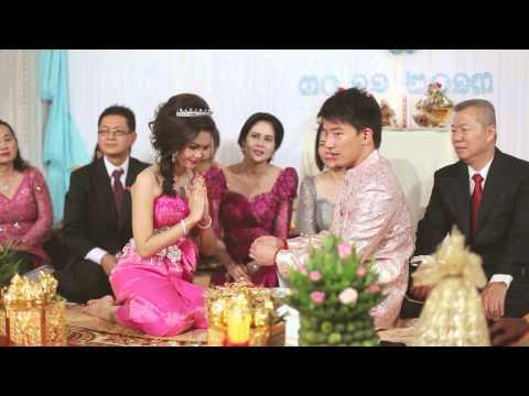 Siewgood + Kalyaney Wedding Highlight { Vincent Rufo Studios }