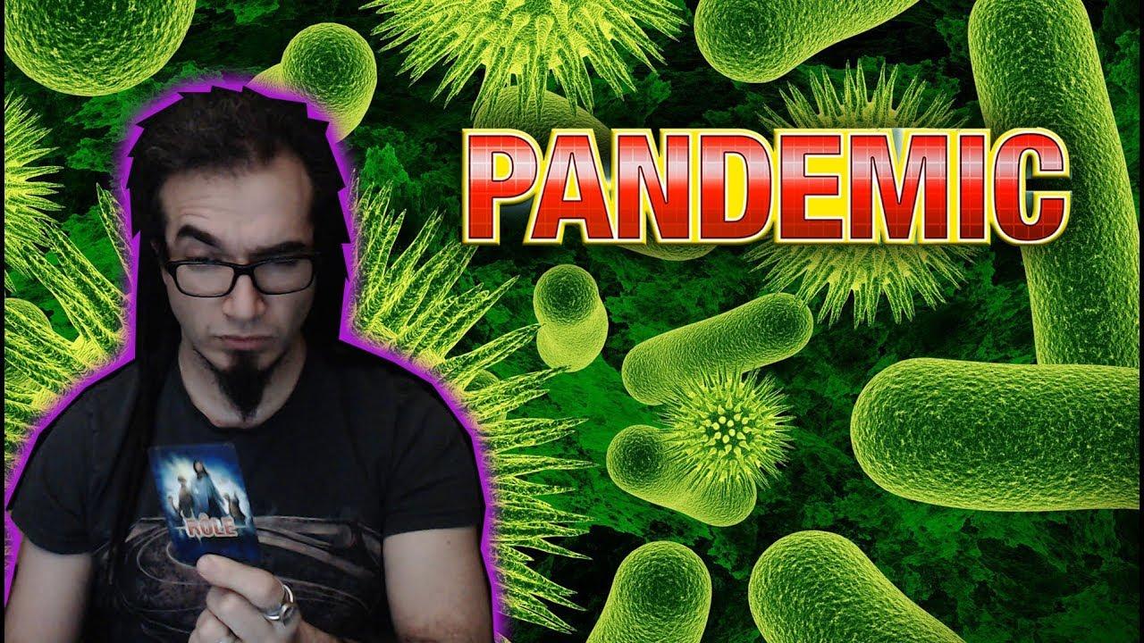 LA FIN DU MONDE - PANDEMIC - Le PITCH