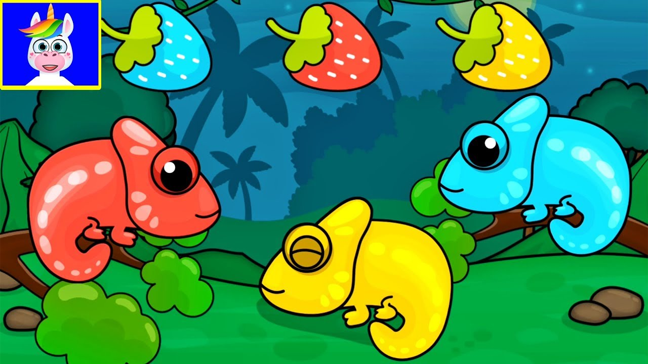 Learning Games For 3 Year Olds By Bimi Boo App Review
