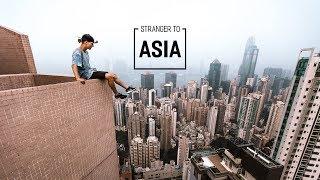 Stranger to Asia - EPIC travel montage