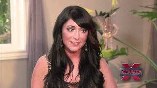 Angelina from Jersey Shore does EXCUSED interview