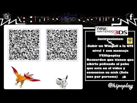 Qr Code Zoroark Rayquaza Shinys Battle Ready Pokemon X Y Oras