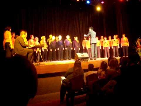 Canción del adios, Coro Saint Malo