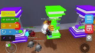Laggy magnet simulator (ROBLOX)