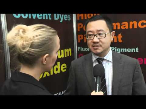 K 2010: Ningbo DCC Chemicals and Its Pigments