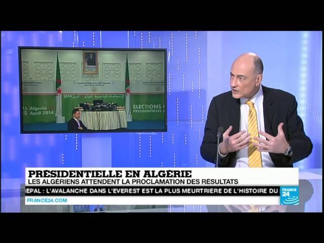 """Algérie : """"Un fossé entre une classe politique enkylosée et un pays débordant d'énergie"""""""