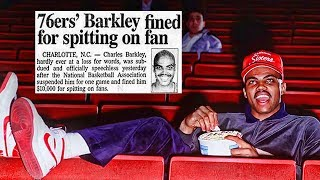 The Shocking Story of Charles Barkley's Worst Night in the NBA