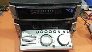 how to repair sony amplifier 4000 Watts? how to repair hifi? sony amplifier repair, electronics