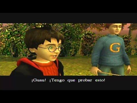 harry-potter-y-la-camara-secreta-(gamecube)-español-trailer-intro-tutorial-gameplay