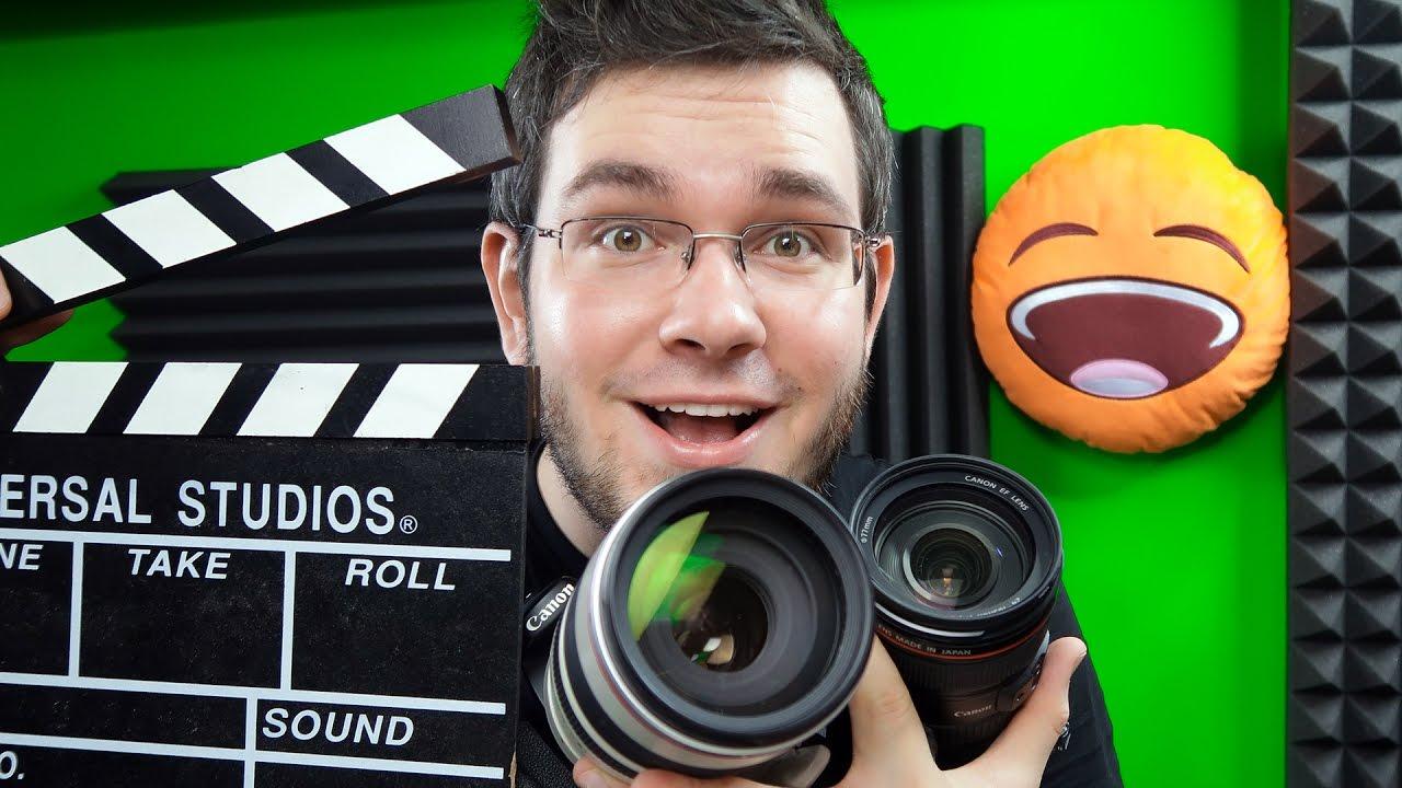 🎥 JAK NAGRAĆ FILM NA YOUTUBE? - kompendium wiedzy - YouTube