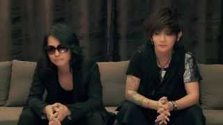 VAMPS - Video Comments for 『VAMPS LIVE 2014-2015』Pt.2