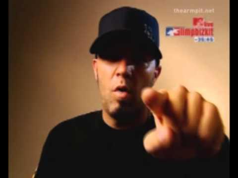 Limp Bizkit countdown to Finsbury Park 2003