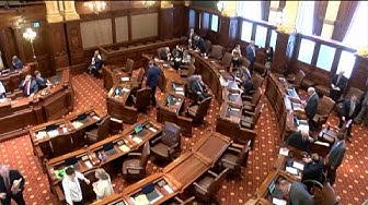 Illinois Senate OKs graduated income tax constitutional amendment