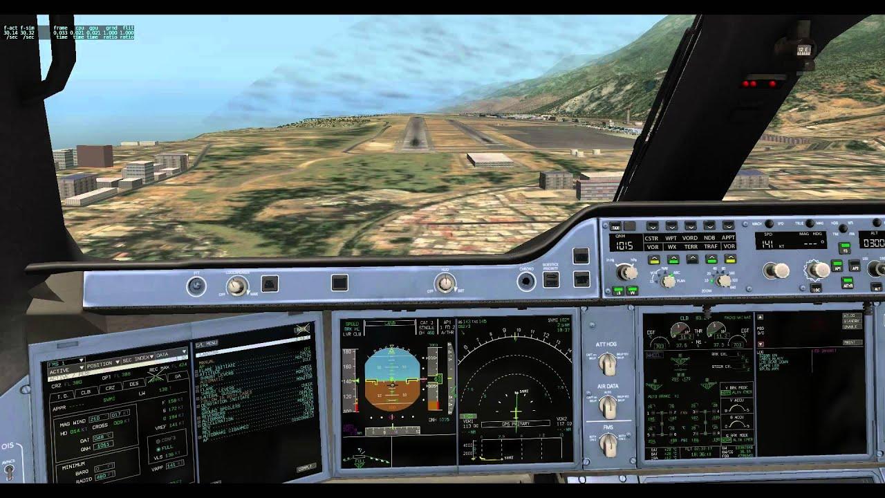 X-Plane 10 - Airbus A350 XWB by Flight Factor, Tutorial en Español 10/12 by  CapiZolano