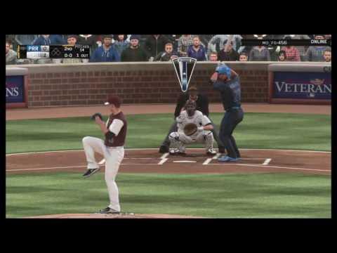MLB 16 THE SHOW Diamond Dynasty #22: DEFEATING MAX SCHERZER