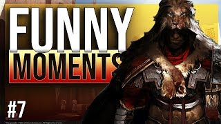 ASSASSIN'S CREED ORIGINS - funny twitch moments ep. 7