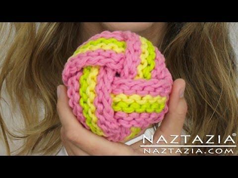 Learn How To Crochet Knit A Ball Scrubbie Scrubbies Scrubbers