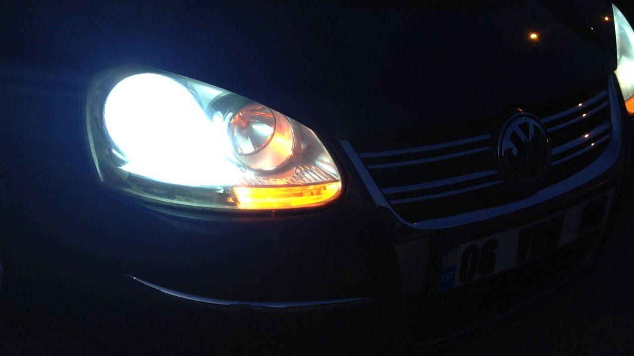 Volkswagen Jetta amerikan park+xenon uygulaması(Görünüm) - YouTube