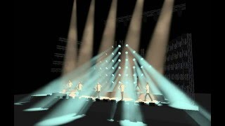 180 Entertainment Factory / LGC PRIMER PROPUESTA AUDITORIO NACIONAL 2016