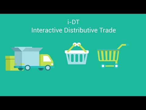 Interactive Distributive Trade (i-DT) Department of Statistics Malaysia (DOSM)