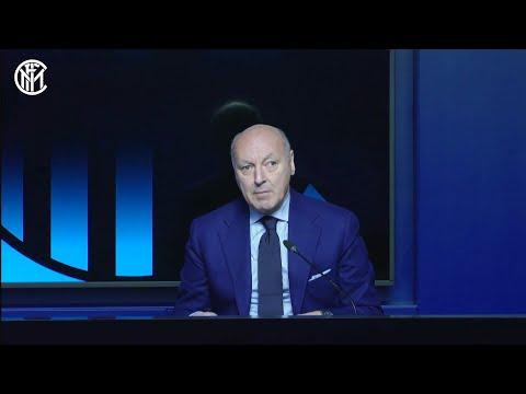 GIUSEPPE MAROTTA | FC INTERNAZIONALE MILANO - ASSEMBLEA DEI SOCI 2020 🎙️⚫🔵