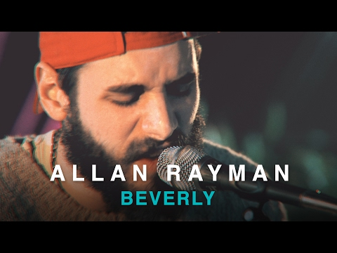 Allan Rayman | Beverly (Acoustic) | Live In Concert