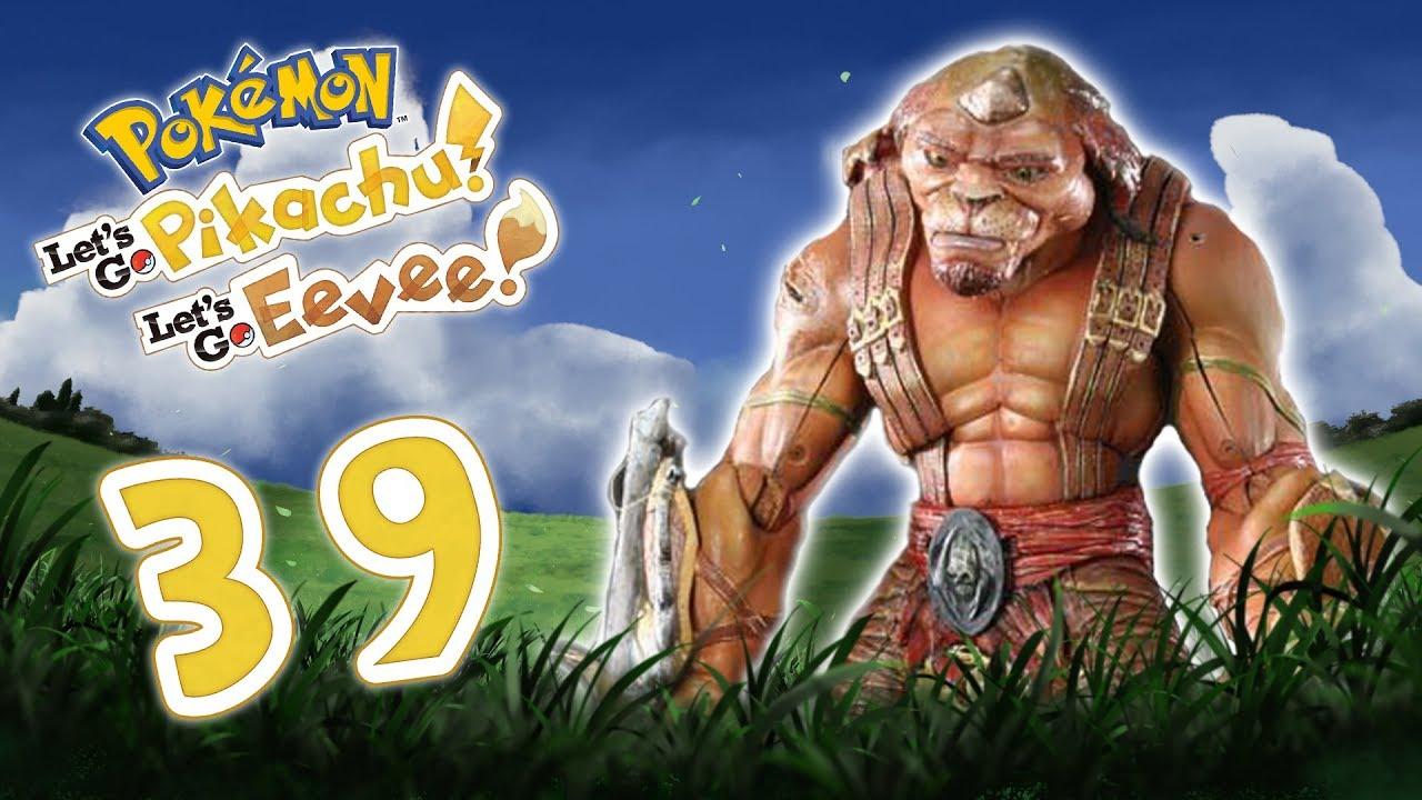 Watch Pokemon Let´s Go Eevee(Nintendo Switch) Osa 1