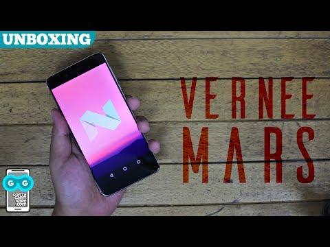 Unboxing Vernee Mars - Bezel Tipis, Fingerprint Nyamping, Kece di 2-jutaan Aja!