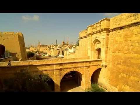Birgu Foss (Vittoriosa) & Manoel Island ~ The Maltese Islands
