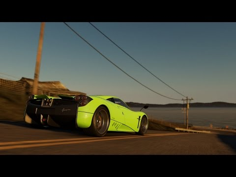 Project Cars Audi R8 V10 Ultra California Highway (Build 829)