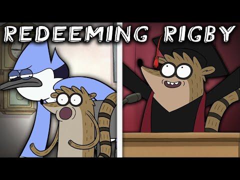 How Regular Show REDEEMED Rigby!