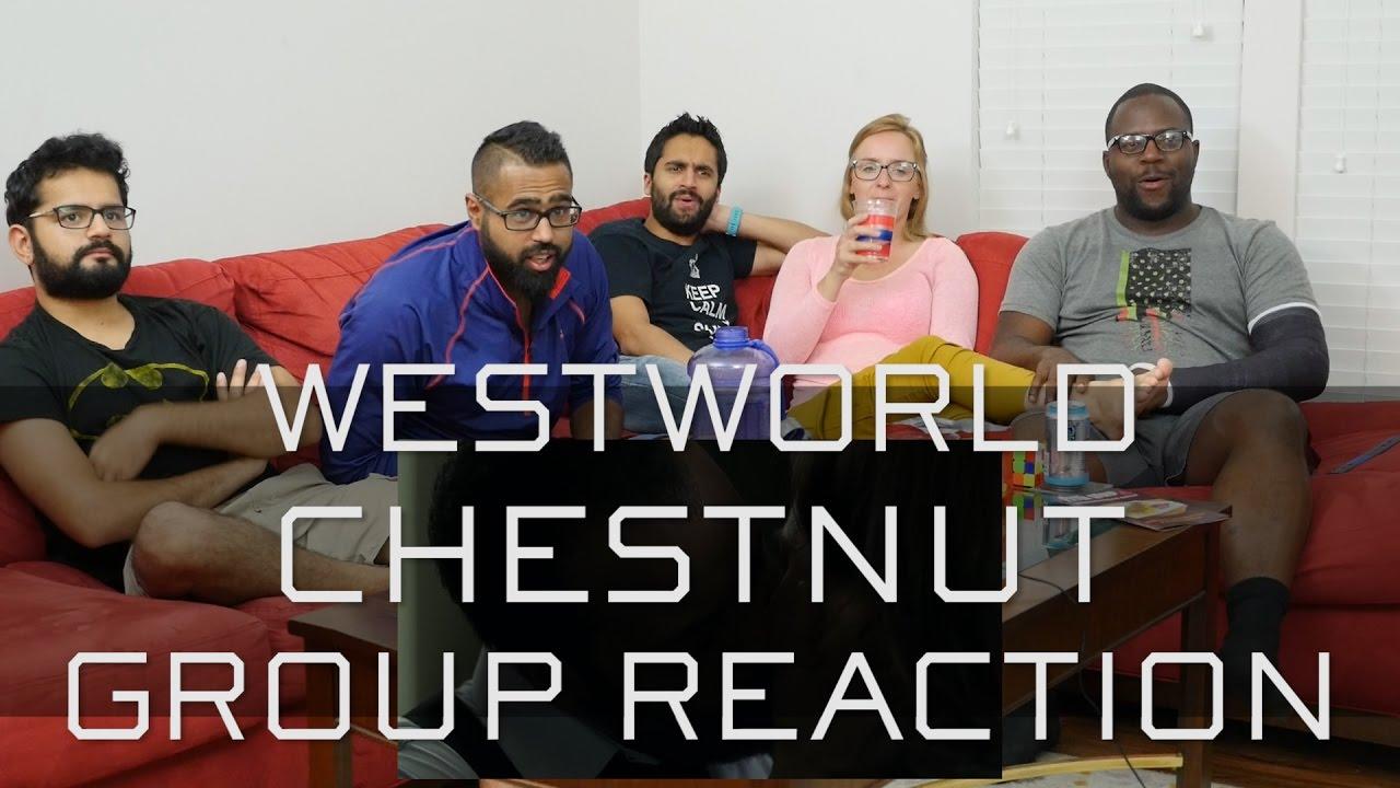 Download Westworld - 1x2 Chestnut - Group Reaction