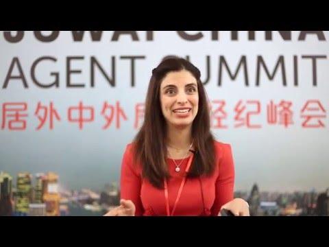 Juwai China Agent Summit Shanghai Testimonials March 2016