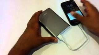 Huawei AP007 HONOR 13000 mAh Powerbank : Unboxing,Quick Comparison With Xiaomi Powerbank...